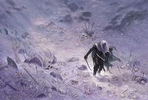 Drizzt Do'Urden / by Pixelsmithstudios