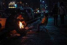 Eminonu / Istanbulun ticari ve tarihi anlamda en kalabalik semtinden manzaralar