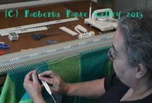 Knitting Machine / by Wanda Bankson