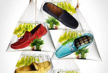 Water color shoes