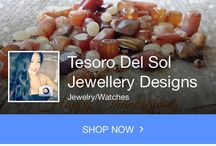 Tesoro del Sol on Social Media / Wondering where else you can find Tesoro del Sol Jewelry? Stay connected on social media: http://www.facebook.com/TesoroDelSol http://www.twitter.com/TesoroDelSol http://www.instagram.com/TesoroDelSol