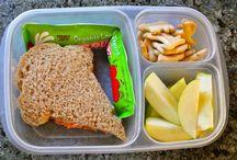 Lunch Ideas / by Hillel  Day School