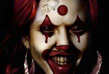 mime vs jester  vs  clown  super