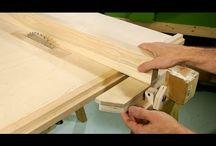 Woodworking / Leuke DIY ideeën met hout