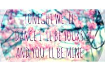 cytat / tonight we'll dance, i'll be your and you'll be mine~ the vamps