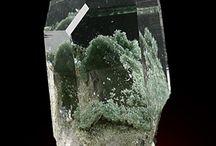 My Favourite Crystals - Quartz, Super 7 & Auralite