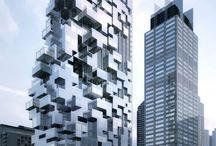 초고층 빌딩 설계