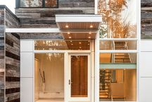 Contemporary + Modern / Contemporary, modern design inspiration / by Marvin Windows and Doors