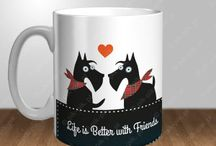 Scottish Terrier / Scottish Terrier design