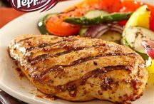 entrees - chicken