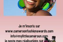 CAMEROON E-FASHION AWARDS