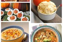 fall recipes / by Faith Warren