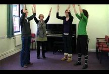 Teach music - voice