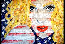 Art the Recycled Way