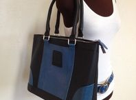 Recycled Handbag / recycled handbags, purses