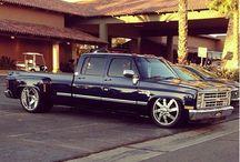Chevy C30 Crew Cab