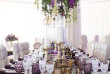 centerpieces wedding / Ispirazioni
