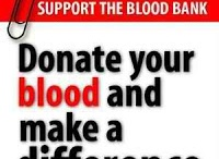 Make a Difference- Donate Blood / by FamilyWize Community Service Partnership
