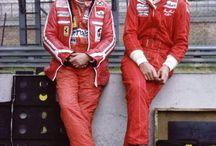 Lauda and Hunt