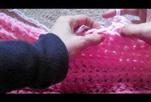 hand knitting videos