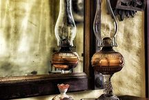 Oil lamps and Laterns