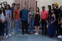 CVS conducts Fashion auditions for freshers / College of Vocational Studies (CVS) recently conducted the Fashion Auditions for freshers of the college. Organized under the able supervision and guidance of cultural committee convener Anuradha Bawa Singh and Ratna Kaushik, the auditions conceptualized by Actor-Anchor Rhythm Datta and choreographed by Fashion Director Prashant Chaudhary evoked an overwhelming response.