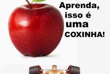 Humor / Imagens engraçadas sobre o mundo fitness
