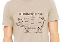 BBQ T-Shirts / Unique, funny and creative BBQ T-shirts for all you pit masters out there