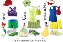 Disney run!