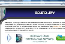 Audio Tools and Clips / Find out websites to use to located ways to incorporate audio into your presentations.