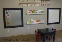 Play Room Ideas / by Brittney Christianson
