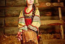 русский дети