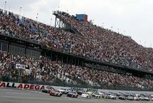 NASCAR - tracks / by Dana Miller