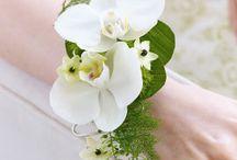 bouquet al polso