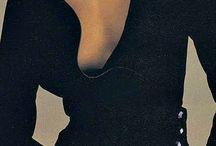 Black Dress Glamour Timeless! / by Vintage Patterns Dazespast