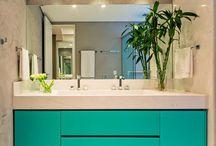 banheiros/lavabos/salas de banho