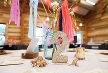 Non-Floral Wedding Tables