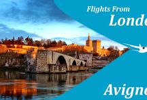 Cheap Flights From London To France