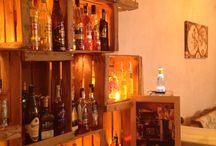 Lumiére coffee&drinks original / Decoración, ideas, reciclaje, iluminación, coffee, drinks.