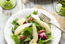 Salads / by Liz Donahue