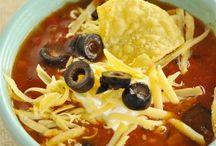 Soup Recipes / by Diane Semplowski Kozak