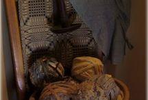 Prim decorating ideas / by Stephanie Heenan-Orr
