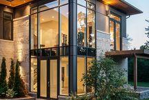 Prosklené domy