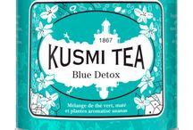 Buvons du thé...