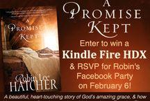 Christian Fiction Authors/Books / by Katie Lafferty