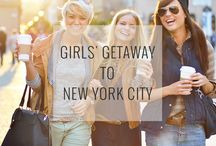 NYC Girls Trip