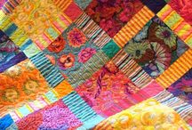 Quilts - Inspiration...... / I love Quilts, I am a Quilter and I collect old quilts. I love to look at others quilting art. / by Rinnie Hunt Henry