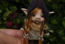 Dolls Tiny Fairy