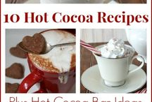 Hot Cocoa / by Kristy Quigley-Bettuo