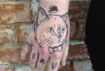 """My Tattoo Artwork / """"One Tattoo Please"""""""